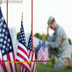 A Memorial Day Message from Immigration Attorney Osas Iyamu