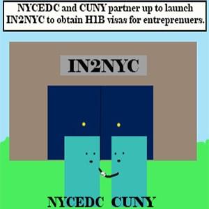New York City H1B Visa Program for Entrepreneurs