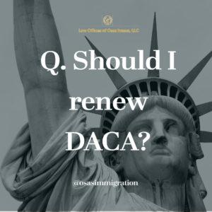 DACA Application